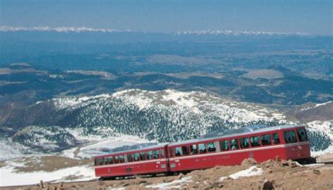 pikes peak  railway coloradocom