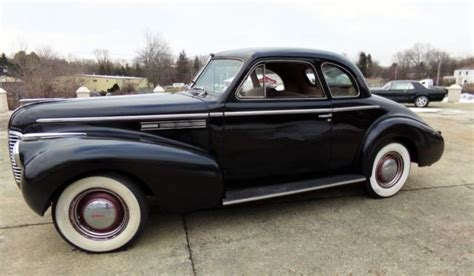 1940 buick business coupe survivor l k for sale