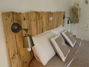 Tete De Lit Bois Clair : lit tete de lit 160 bois unique eclairage tete de lit frais tete de lit avec rangement 160 g ~ Teatrodelosmanantiales.com Idées de Décoration