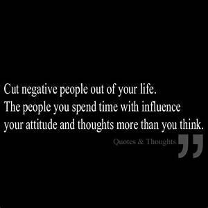 Quotes About Negative Influences