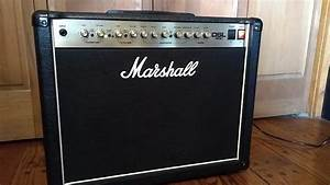 Marshall Dsl40c 40  20w 1x12 All Tube Guitar Combo Amp