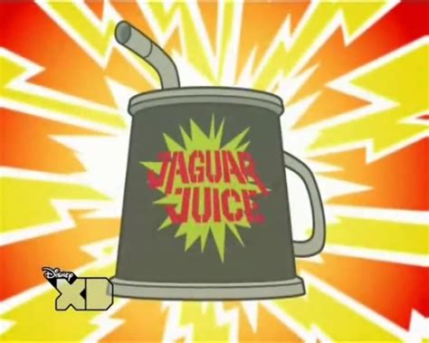 jaguar juice kick buttowski wiki fandom powered  wikia