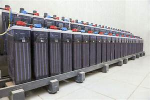 Getting to Know Your UPS Batteries II- Wet Cell Batteries ...