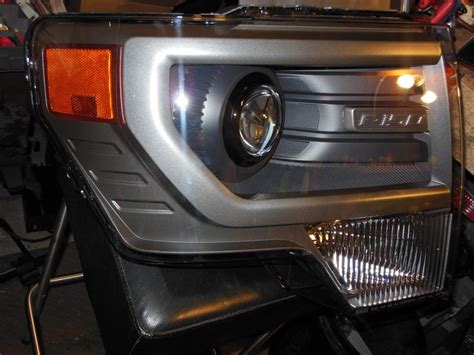 2013 ford oem hid headlights disassembled f150online forums