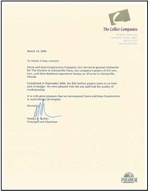writing a reference letter how to write effective reference letters 32295