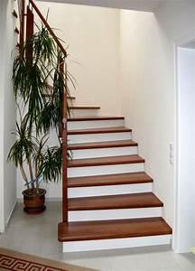 Kalkanstrich Auf Holz : holzstufen auf betontreppe betontreppe mit holzstufen verkleiden bucher treppen das original ~ Markanthonyermac.com Haus und Dekorationen