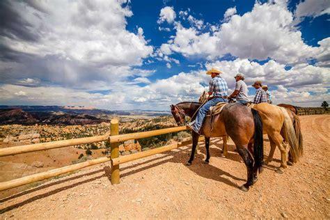 canyon bryce horseback riding ruby national adventures park activities horse utah ut parks rv near parc tripadvisor
