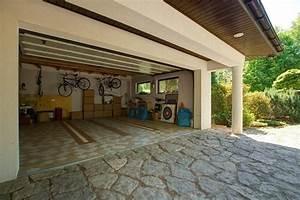 Garage 2 Voitures : garage pour 2 voitures quelle largeur est recommand e ~ Melissatoandfro.com Idées de Décoration
