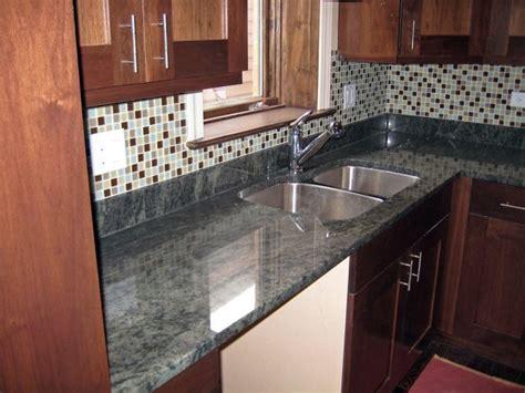 desain meja dapur  granit modern  rumah minimalis
