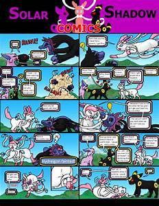 Solarsahdow comic#4, enter Sylveon by cretaceousisle on ...