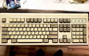 My, Old, Mechanical, Keyboard, From, The, 90, U2019s, No, Windows, Keys, Perfect, Layout, Mildlyinteresting