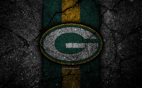 wallpapers  green bay packers logo black