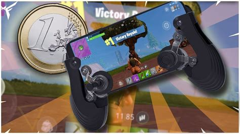controller  fortnite mobile   funziona youtube