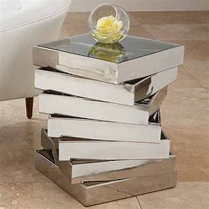 mirrored console table and coffee table designs With small mirrored coffee table