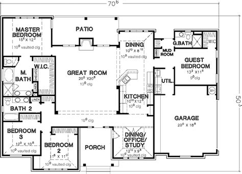 one 4 bedroom house plans 4 bedroom single house plans home