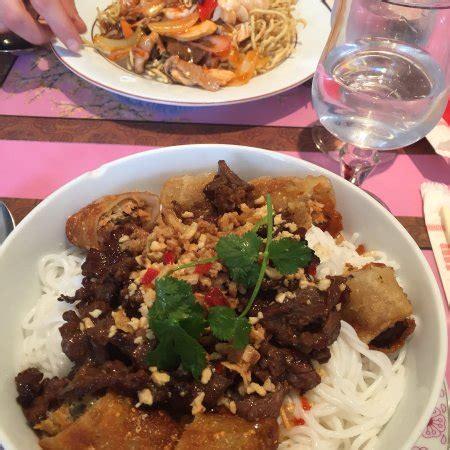 cuisine bourges restaurant hong phuc dans bourges avec cuisine