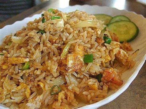 cuisiner le vrai riz frit chinois les 25 meilleures idées de la catégorie riz frit sur