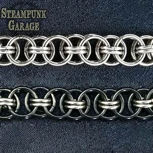 18g Helm Weave Thin And Lightweight Chainmaille Bracelet