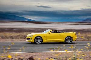 2016 Chevrolet Camaro Convertible  2 0 Turbo First Drive