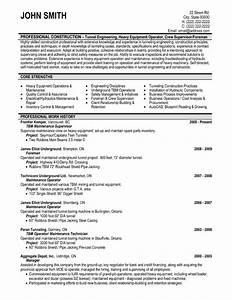maintenance supervisor resume template premium resume With maintenance manager resume template