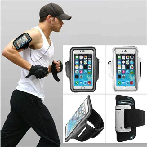 iphone holder for running buy sport running armband key pouch for iphone 6