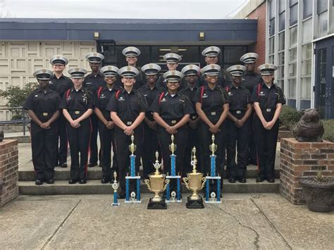 PBLA cadets win second straight Pershing Rifle National ...