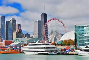 Chicago Illinois Tourist Attractions