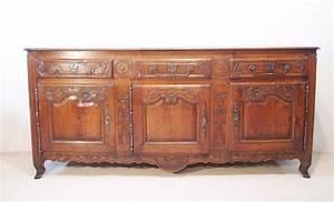 Buffet Enfilade Vintage : french antique vintage enfilade 3 door buffet wild wood antiques ~ Teatrodelosmanantiales.com Idées de Décoration