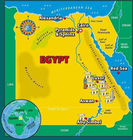 Egipto Para Niños El Antiguo Egipto Facil Y Rapido