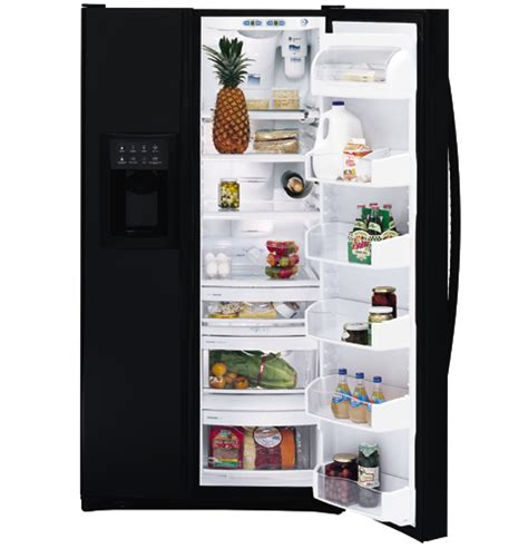 ge profile arctica  cu ft side  side refrigerator pssmgmbb ge appliances