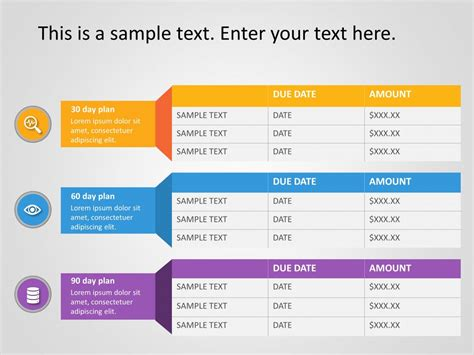 day plan powerpoint template     day