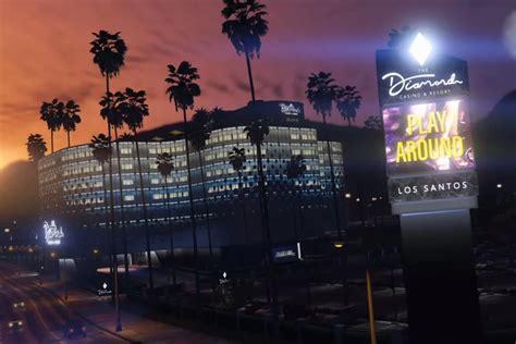 gta    brand  casino heist  arcade