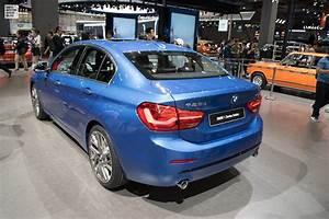 Bmw Série 1 2017 : bmw 1 series sedan why it is so important for bmw in china ~ Gottalentnigeria.com Avis de Voitures