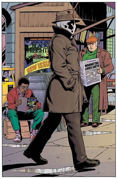 Watchmen Rorschach Gibbons Dave Comics Comic Cool