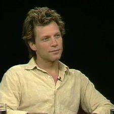 Jon Bon Jovi Charlie Rose