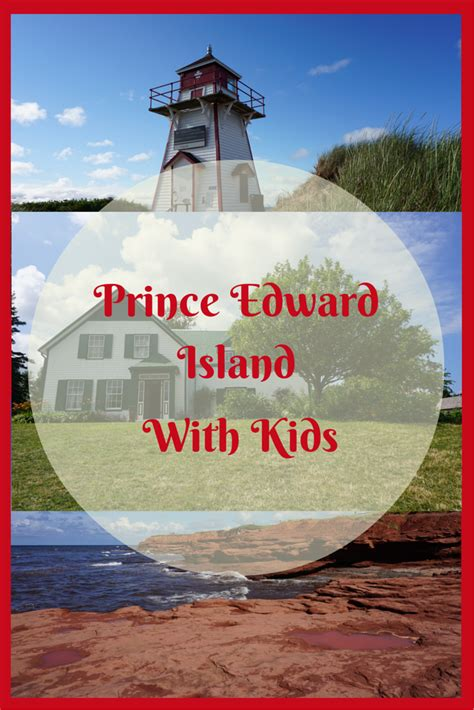 Cavendish Prince Edward Island With Kids Gone With The