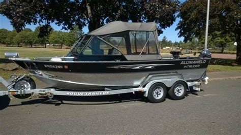 Drift Boats For Sale Eugene Oregon by Alumaweld New And Used Boats For Sale In Oregon