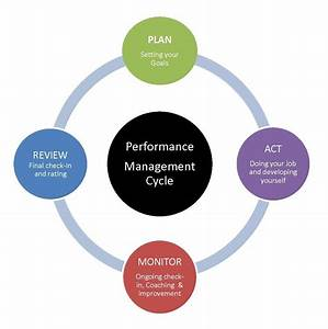 Diagram Of Performance Management Cycle