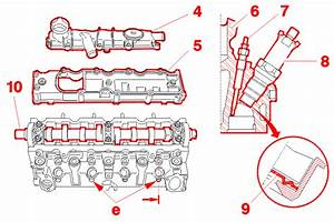 Replacing Upper And Lower Rocker Cover Gaskets - Dispatch - Technical