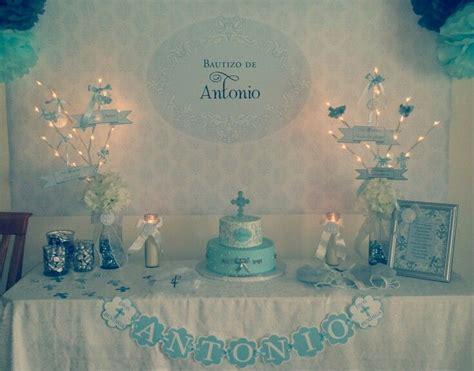 blue christening decorations baby boy baptism blue baptism baptism table baptism