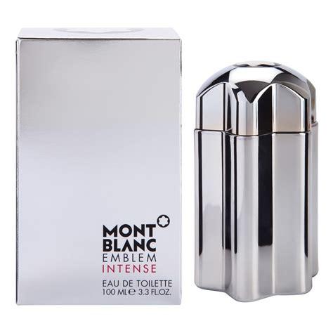 mont blanc emblem eau de toilette for 3 4 oz notino