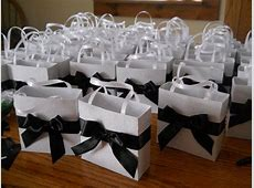 Black And Party Gift White Ideas 1