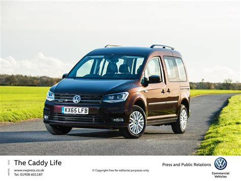 vw range of models vw announces new petrol range for caddy and caravelle models