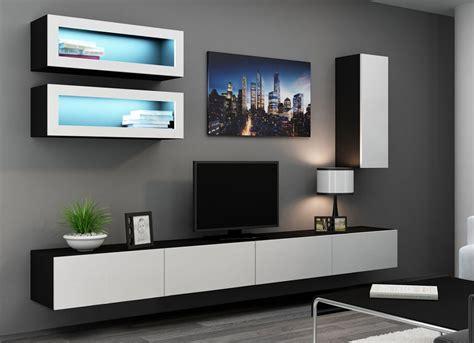 High Gloss Black Living Room Furniture
