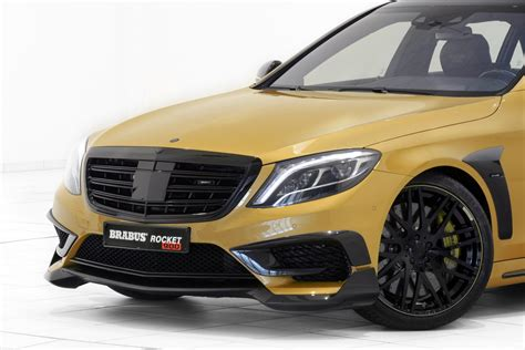 2018 Mercedes S65 Amg Rocket 900 Desert Gold Edition By
