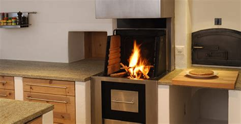 kitchen grill oven kitchen fireplace cooking heating