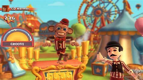 Carnival Games Monkey See Monkey Do Xbox 360 Game