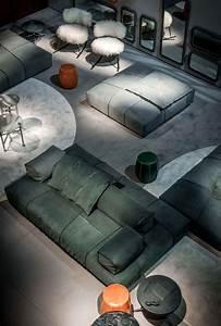 Saba Italia Händler : sectional modular fabric sofa panama bold baxter living room design pinterest hem ~ Frokenaadalensverden.com Haus und Dekorationen