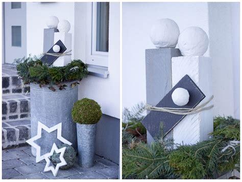 Garten Einfach Und Schön Gestalten by Weihnachtsdeko Vor Dem Haus Bestseller Shop Mit Top Marken