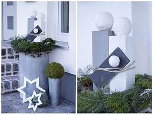 Weihnachtsdeko Vor Haustür : weihnachtsdeko 2 teil creativlive ~ Frokenaadalensverden.com Haus und Dekorationen